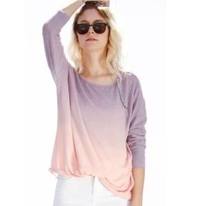 Tops - Ombré Cotton Candy Top